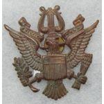 USMA Band Detachment Cap Badge