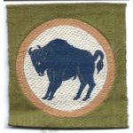 92nd Division Liberty Loan Patch