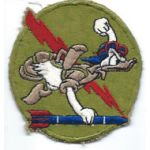 438th Fighter Interceptor Squadron Disney Design Squadron Patch