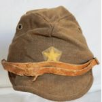 WWII Japanese Imperial Army Wool Field Cap.