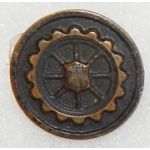 Army Service Corps Enlisted Collar Disk