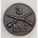 3rd Machine Gun Enlisted Collar Disk