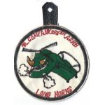 B Company 228th Assault Support Helicopter Battalion LONG HORNS Pocket Hanger Vietnam