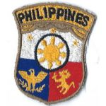 Philippine Army Headquarters Patch
