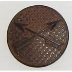 Indian Scouts Enlisted Collar Disc