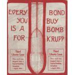 Third Liberty Loan Caproni Bomber Leaflet