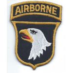 ASMIC 101st Airborne Division Patch