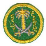 ASMIC Mission To Saudi Arabia Patch
