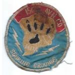 156th Aviation Company Pocket Patch Vietnam