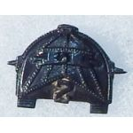 ASMIC 2nd Tank Corps Officers Collar Insignia
