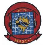MASS-1 Squadron Patch