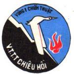 Chieu Hoi Variant Patch SVN ARVN
