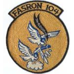 FASRON-104 Squadron Patch