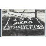 154th Aero Squadron RPPC