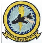Tactical Air Control Squadron 11 Squadron Patch