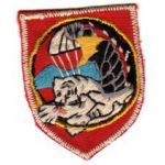 Vietnam Liaison Department / Special Commando Unit Patch