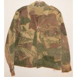 Rhodesian Army Camo Modified Combat Jacket
