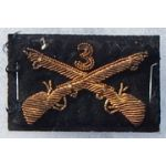 3rd Infantry Regiment Bullion Collar Insignia