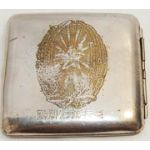 WWII Japanese Army Aviation Group Seven Pilot's Cigarette case