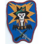 Vietnam Blue Tooth Foward Observations Base Shellburst Pocket Patch