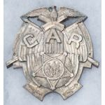 Grand Army Of The Republic / GAR Wall Plaque