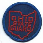 WWII Ohio State Guard Patch