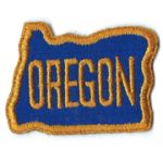 WWII Oregon National Guard Patch