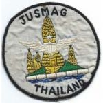 JUSMAG Thailand Pocket Patch Vietnam