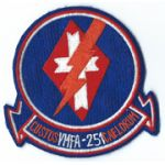 1970's US Marine Corps VMFA-251 Squadron Patch