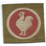 WWI Ambulance Service Liberty Loan Patch