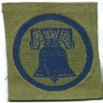 WWI 76th Division Liberty Loan Patch