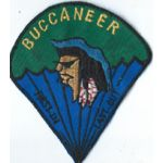 Vietnam 11th Pathfinder Detachment BUCCANEER Pocket Patch