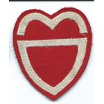 Republic Of Korea / South Korean Army 40th Division Patch