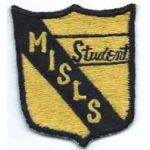 ASMIC Military Intelligence Speacial Language School Student Patch