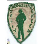 Vietnam Era US Air Force 100 Missions Jolly Green Giant Patch