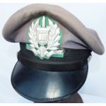 South Vietnamese Army / ARVN Nationalists Field Police Grey Visor Hat