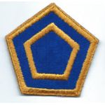 WWII 55th Ghost / Phantom Division Patch