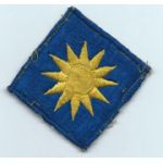 Late 1940's -50's 40th Division Japanese Made Patch
