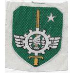 South Vietnamese Army Transportation School Patch