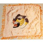 Vietnamese Made Tiger Head Vietnam Souvenir Pillowcase
