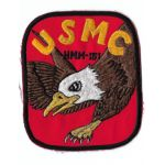 Vietnam Era US Marine Corps HMM-161 Squadron Patch