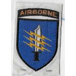 Vietnam 5th Mike Force Command Patch
