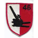 ARVN / South Vietnamese Army 46th Artillery Battalion Patch