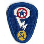 WWII Atomic Bomb AAF Manhattan Project Patch