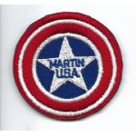 WWII Martin Aircraft Company Employees Patch