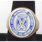 10th Mountain Division Ring