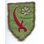 WWII Persian Gulf Command Small Size Theatre Made Patch