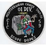 Vietnam Era US Navy Big Daddy Roth Style USS Independence OI DIV Japanese Made Ships Patch