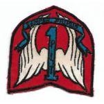 Vietnam 1st Platoon 192nd Aviation Company Pocket Patch