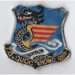 South Vietnamese Air Force / VNAF Patch